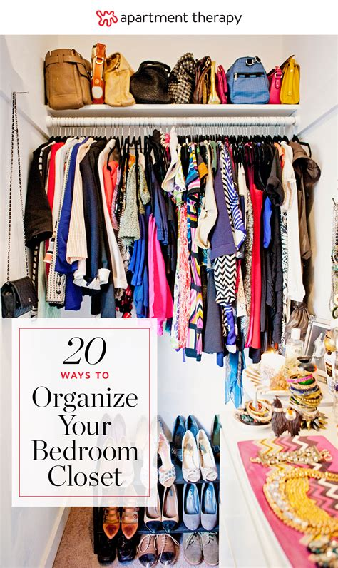 Www Closet Organizing Ideas by Organizing Small Closet With Lots Of Clothes Easy Craft