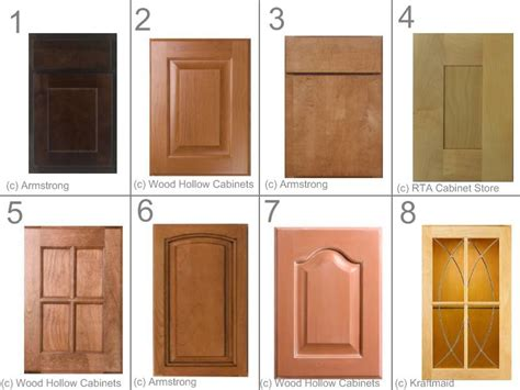 types of kitchen cabinets materials types of kitchen cabinet door material mf cabinets