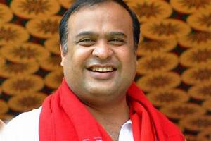 Himanta Biswa Sarma Mla Of Jalukbari Assam Contact Address  U0026 Email