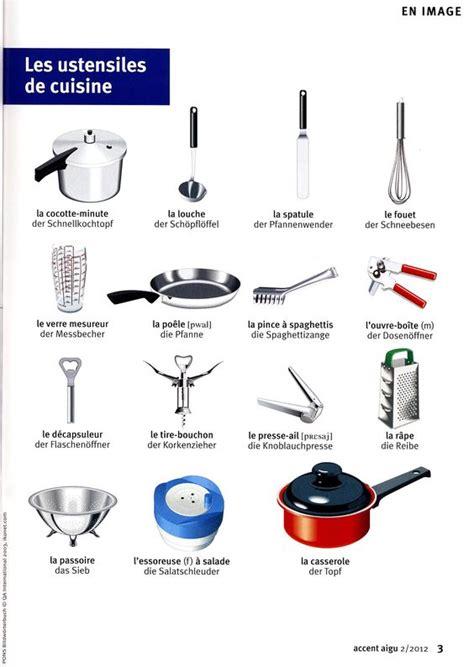 liste d ustensiles de cuisine ustensiles de cuisine liste maison design bahbe com
