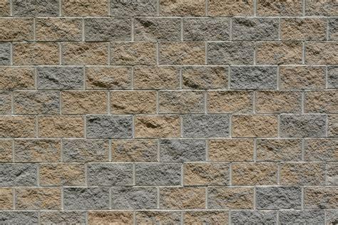 Split Face Concrete Block