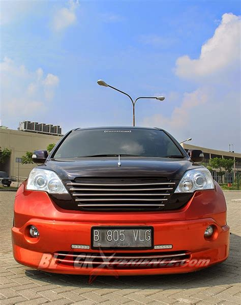 Modifikasi Honda Crv by Berita Modifikasi Mobil Otomotif Kumpulan Gambar