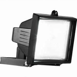 Pir floodlight with functions w