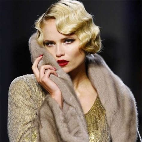 How To Do A 20s Hairstyle by 15 Finger Wave Hairstyles For Your Next Event