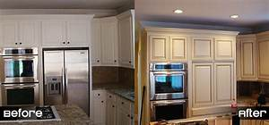 How To Resurface Kitchen Cabinets Yourself Image — Decor