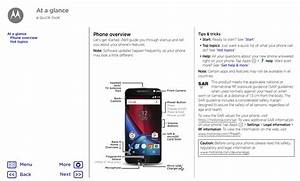 Manual - Motorola Moto G4 Plus - Android 6 0