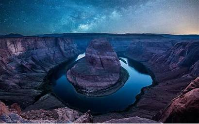 Windows Microsoft Wallpapers Canyon Grand Tapety National