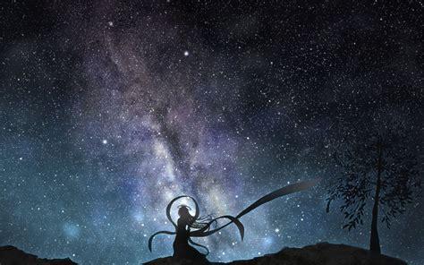 Anime Wallpaper Alone - anime sky alone wallpaper 1920x1200