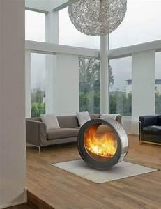 the, eclypsa, , u2013, a, freestanding, circular, fireplace
