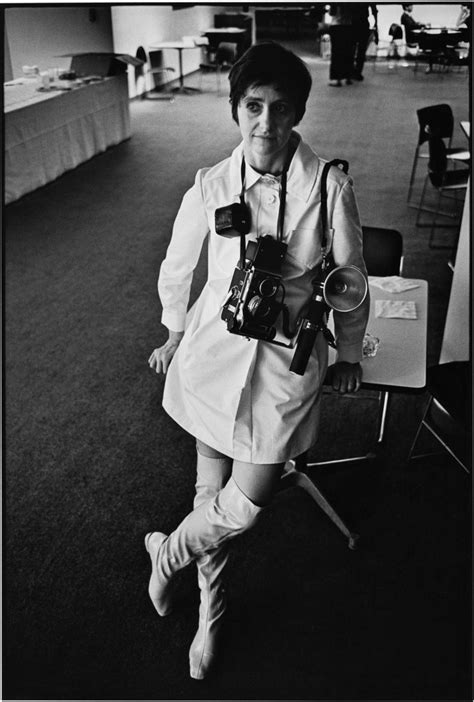 """diane Arbus Portrait Of A Photographer""  The New Yorker"