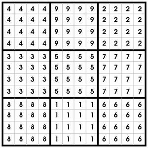 Advanced Magic Square Worksheet 1 - Newwallpaperjdi co