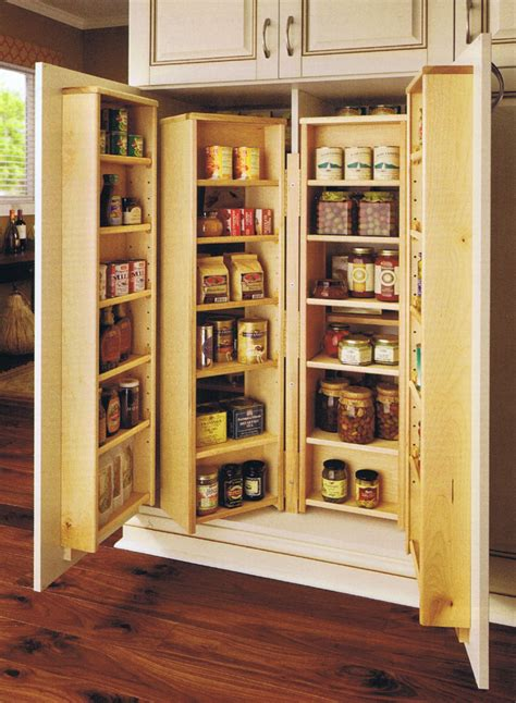 build kitchen pantry cabinet design plans diy   build