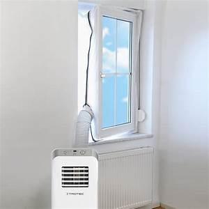 Mobilní klimatizace vývod vzduchu
