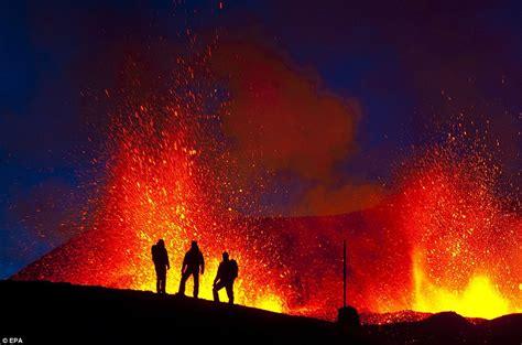 Iceland Volcano Eruption Name