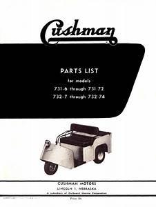 Pu33-004 - Parts Manual  Electric   U0026 39 54- U0026 39 58