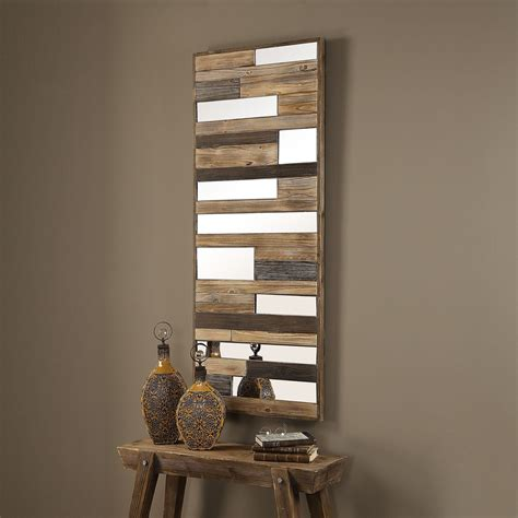 Wall tapestries are lightweight, durable and portable. Uttermost Alternative Wall Decor Kaine Wooden Wall Art ...