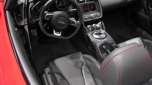2011 Audi R8 5 2 Spyder Quattro V10 Priced From  161 000