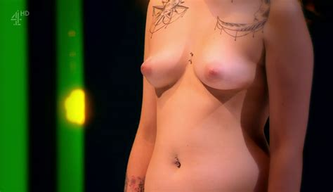 Naked Aleisha Collins In Naked Attraction
