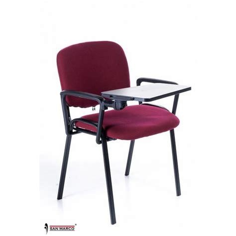 sedia scrittoio sedie con scrittoio ribaltabile chair san marco