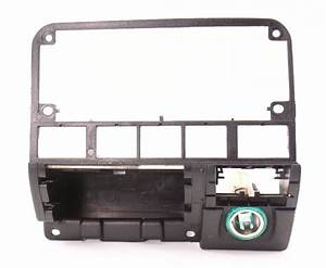 Center Dash Switch Lighter Ash Tray Trim Vw Jetta Golf Gti Mk3