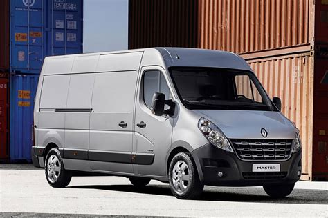 2011 Renault Master Iii Combi Pictures Information And
