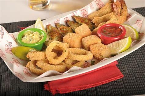 Seafood (rabas, Langostinos, Mejillones Y Salmón