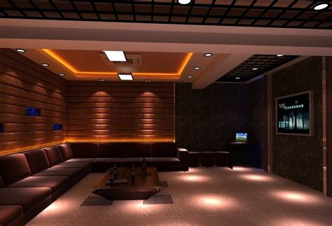 Ktv Room Interior Design Image