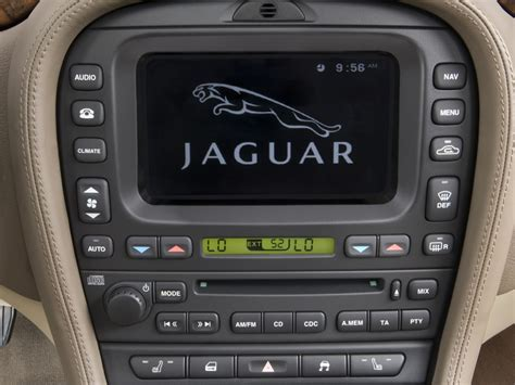 Upgrade 2004 Jagur S Type Stereo To Navigation System