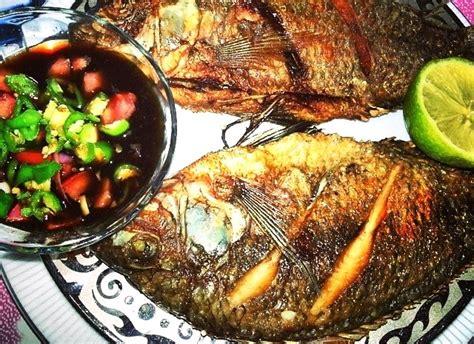 fried tilapia recipe authentic filipino recipe