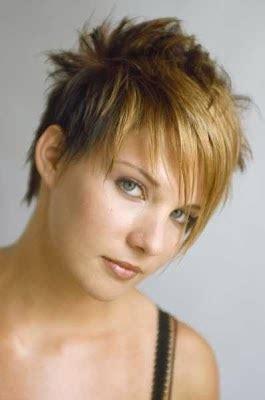 moda cabellos cortes de pelo corto degrafilado