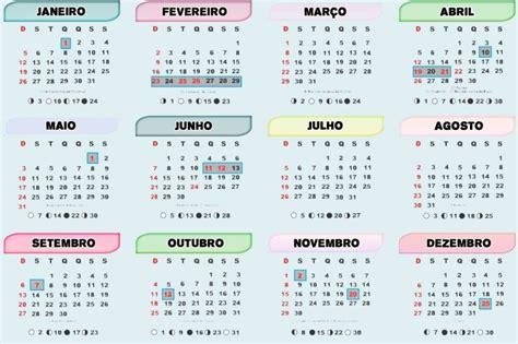 calendario de feriados programe suas viagens vem