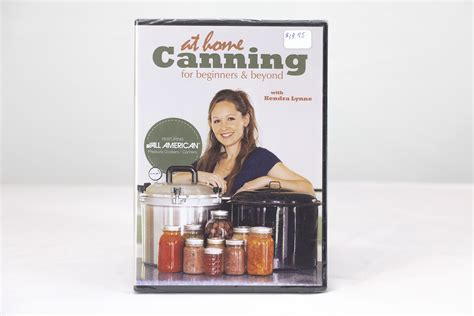 Video Review: At Home Canning for Beginners & Beyond