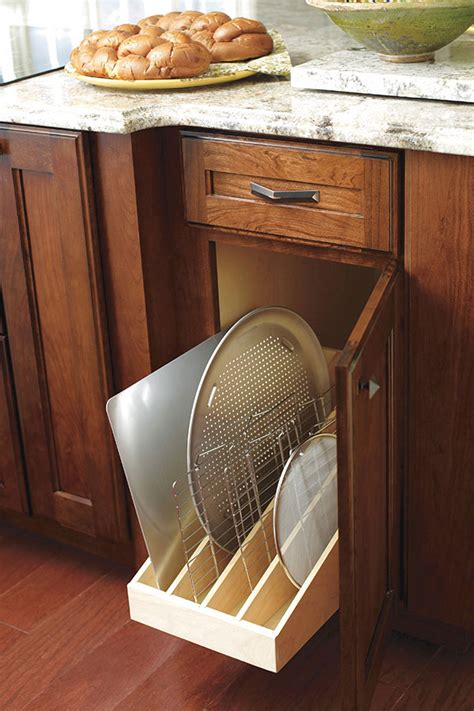 pull  tray divider decora cabinetry