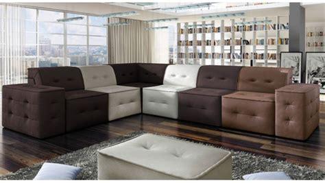 canapé design modulable idée de canapé modulaire touslescanapes com
