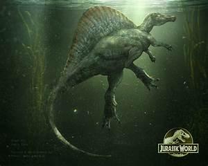 Spinosaurus by MANUSAURIO on DeviantArt