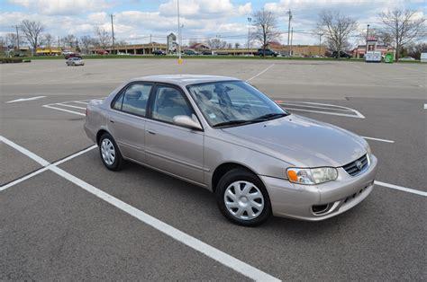 2002 Toyota Corolla Le by Value 2002 Toyota Corolla Le