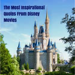 Inspirational Quotes From Disney