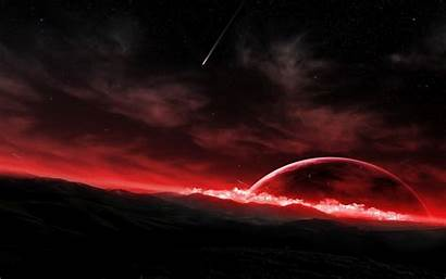 Space Desktop Galaxy Background Wallpapers Definition Planet