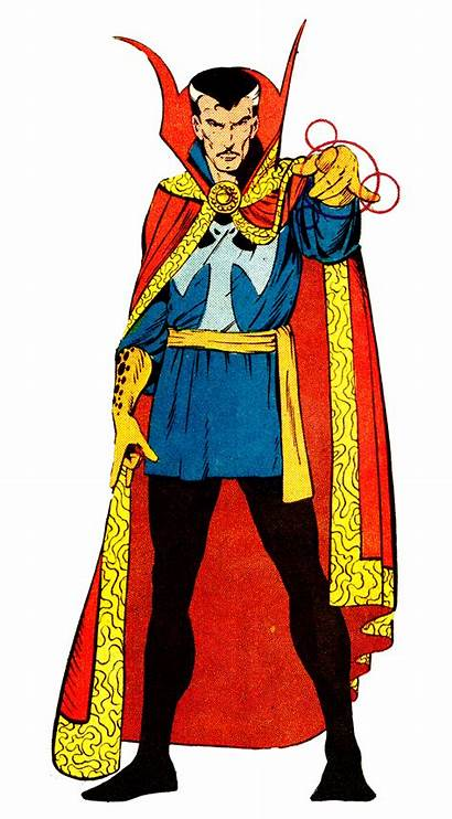 Strange Doctor Marvel Smith Paul Comics Dr