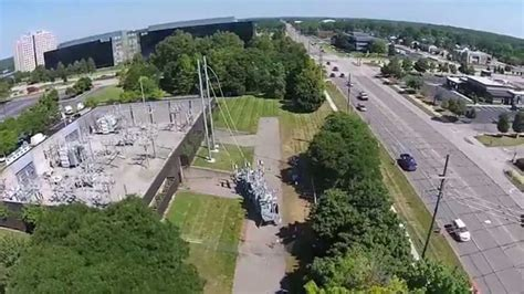 dte troy apache substation power outage restoration