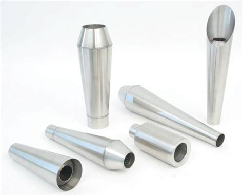 Motorcycle Components-cone Exhaust Stuff