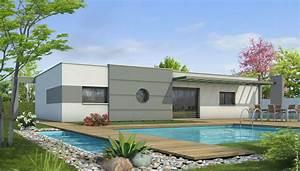 Plan maison toit plat lys maisons clair logis for Cree sa maison en 3d 5 plan maison toit plat lys maisons clair logis