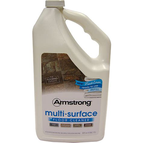 armstrong multi surface floor cleaner armstrong multi surface floor cleaner refill 64 fl oz