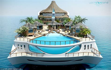 Tropical Island Paradise Yacht UK | Travel And Tourism