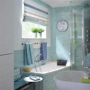 Kleines Badezimmer Mit Badewanne : kleines bad mit klarer teilung bg ~ Bigdaddyawards.com Haus und Dekorationen