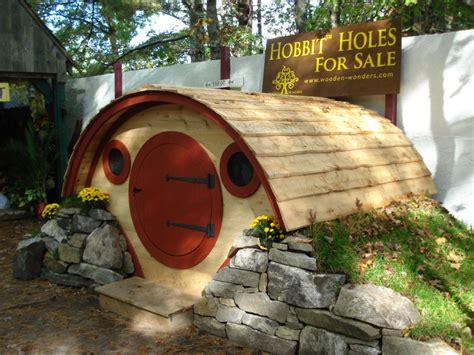 hobbit haus von wooden wonders vom huehnerstall bis zum
