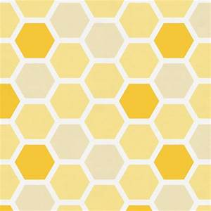 Yellow Honeycomb Fabric by the Yard   Yellow Fabric ...  Honeycomb