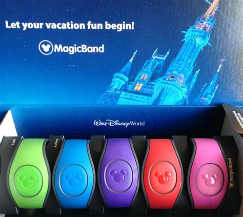 magic bands colors disney magic bands 101 plus a peek at the new magicband 2