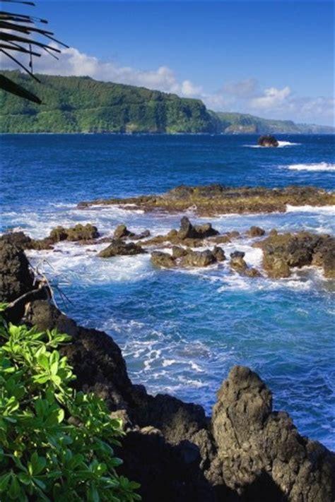 rocky ocean wallpaper hd wallpapers