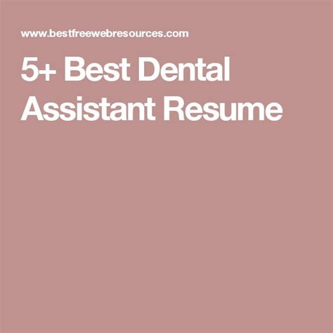 best 25 dental assistant ideas on